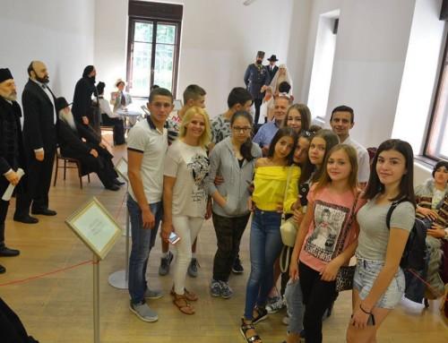 Tabără de Cultură și Civilizație românească pentru copiii din Ucraina