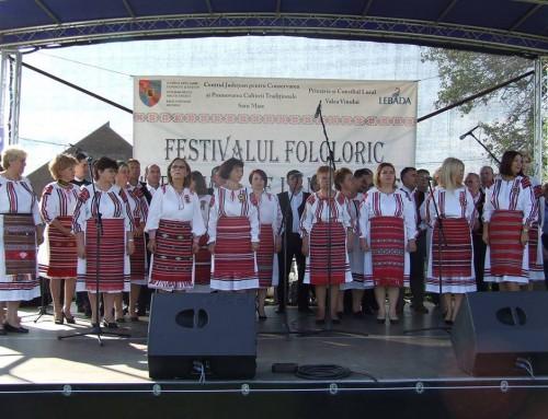 """Festivalul Folcloric """"Pe Someș, pe lângă Vale"""""""