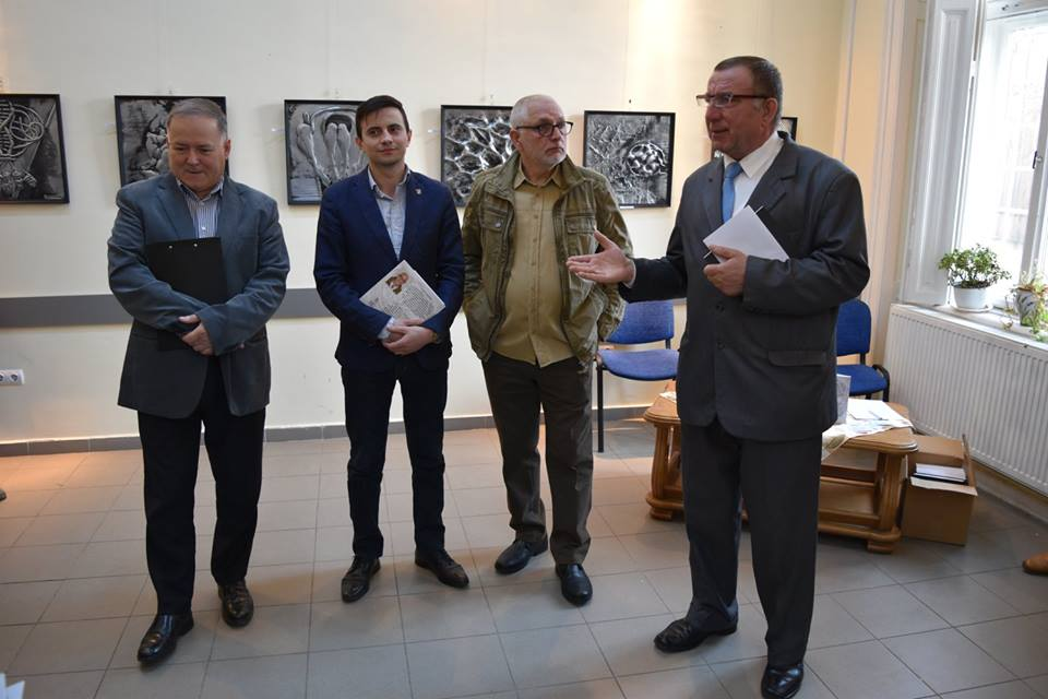 Expoziție de metaloplastie – Ioan C. Sălăjan