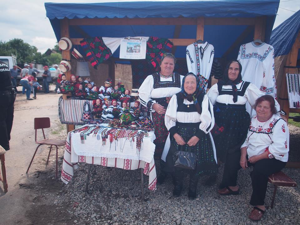 Festivalul Tradițiilor și Meșteșugurilor din localitatea Amați  la cea de-a III- a ediție