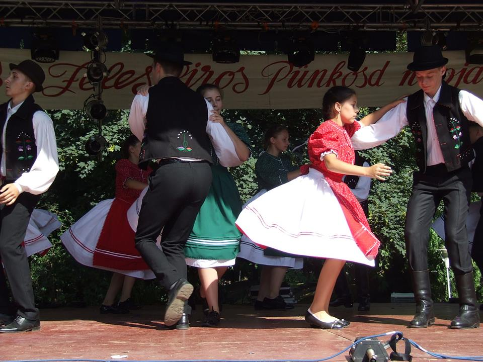 """Festivalul Folcloric """"Rusaliile Roșii"""" – ediția a VIII- a"""
