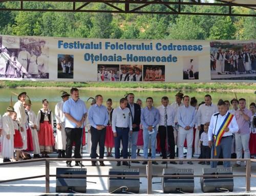"""Festivalul Folcloric Codrenesc """"Oțeloaia""""- ediția LXII"""